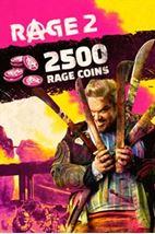 Image de Microsoft RAGE 2: 2500 RAGE Coins (KZP-00039)