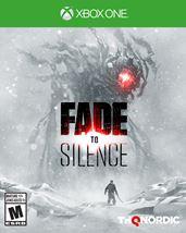 Image de Microsoft Fade to Silence, Xbox One Basique Anglais, Espagn ... (G3Q-00616)