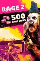 Image de Microsoft RAGE 2: 500 RAGE Coins (KZP-00037)