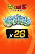 Image de Microsoft DRAGON BALL Z: KAKAROT - Platinum Coin (x28) (7F6-00346)