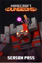 Image de Microsoft Minecraft Dungeons: Season Pass, Xbox One Contenu ... (7CN-00084)