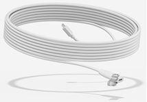 Image de Logitech Rally Mic Pod Extension Cable Blanc (952-000047)