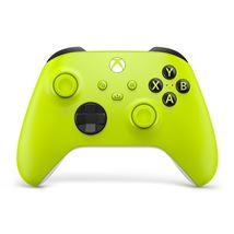 Image de Microsoft Xbox Wireless Controller Electric Volt Jaune Blue ... (QAU-00022)