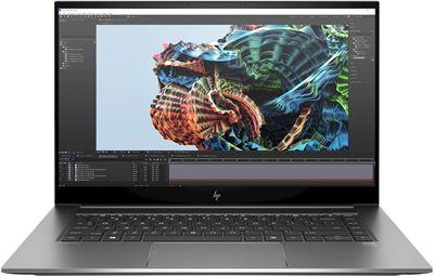 Image sur HP ZBook Studio 15.6 G8 Station de travail mobile 39,6 cm (15 ... (314F7EA)