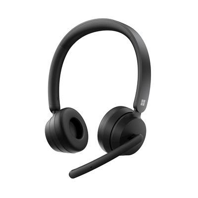 Image sur Microsoft Modern Wireless Headset Casque Arceau Bluetooth N ... (8JR-00004)