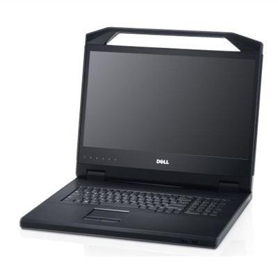 """Image sur Dell Wyse support d'ordinateurs 47 cm (18.5"""") Noir 1U (A7485909)"""
