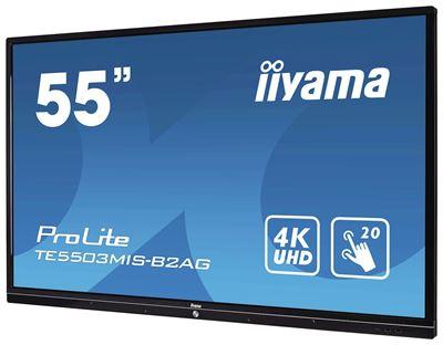 Image sur iiyama tableau blanc interactif et accessoire 139,7 c ... (TE5503MIS-B2AG)