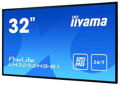 Image sur iiyama affichage de messages Panneau plat de signalisati ... (LH3252HS-B1)