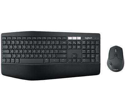 Image sur Logitech MK850 Performance clavier Bluetooth QWERTY Russe ... (920-008232)