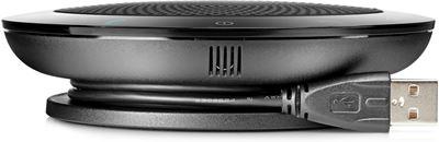Image sur HP UC Speaker Phone haut-parleur Universel USB/Bluetooth (4VW02AA#ABB)