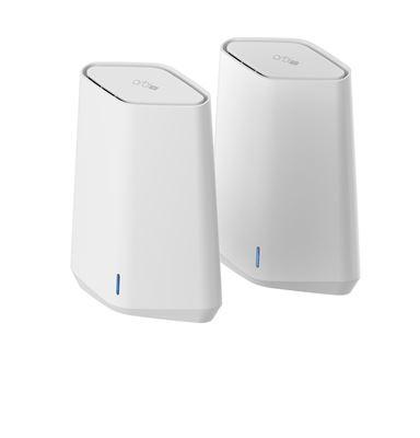 Image sur Netgear Orbi Pro WiFi 6 Mini AX1800 Mesh System Pack of ... (SXK30-100EUS)