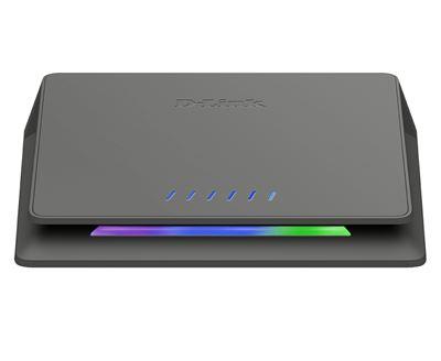 Image sur D-Link commutateur réseau Non-géré 2.5G Ethernet (100/1000 ... (DMS-106XT)
