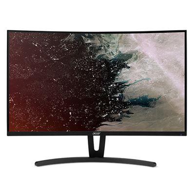 """Image sur Acer ED273U P 68,6 cm (27"""") 2560 x 1440 pixels Wide Quad ... (UM.HE3EE.P05)"""