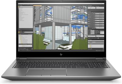 Image sur HP ZBook Fury 15.6 G8 Station de travail mobile 39,6 cm (15.6 ... (314K1EA)