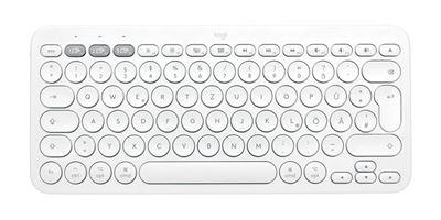 Image sur Logitech K380 for mac clavier Bluetooth AZERTY Français Bl ... (920-010395)