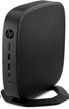 Image de HP t640 2,4 GHz R1505G Smart Zero 1 kg Noir (6TV50EA)