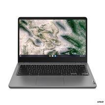 """Image de Lenovo 14e Chromebook 35,6 cm (14"""") Écran tactile Full HD ... (82M1000QMB)"""