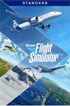 Image de Microsoft Flight Simulator Basique Xbox Series X (8J6-00017)
