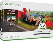 Image de Microsoft Xbox One S + Forza Horizon 4 + DLC Lego 1000 Go W ... (234-01129)