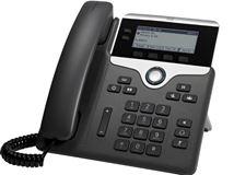 Image de Cisco 7811 téléphone fixe Noir, Argent 1 lignes LED (CP-7811-K9-R4)