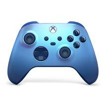 Image de Microsoft Xbox Wireless Controller Aqua Shift Special Editi ... (QAU-00027)