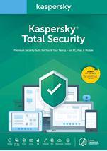 Image de Kaspersky Lab Total Security 2020 Néerlandais 1 li ... (KL1949B5CFS-20SLIM)