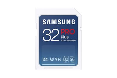 Image sur Samsung PRO Plus mémoire flash 32 Go SDXC UHS-I (MB-SD32K/EU)