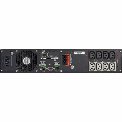Image sur Eaton 9PX Double-conversion (en ligne) 1,5 kVA 1500 W 8 ... (9PX1500IRTN-L)