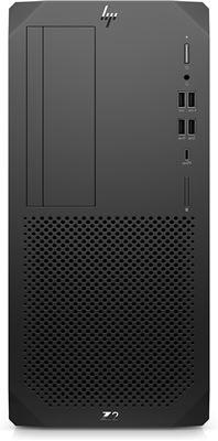Image sur HP Z2 G8 DDR4-SDRAM i7-11700K Tower 11e génération de process ... (2N2D0EA)